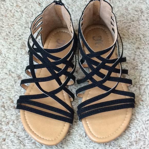 Journee Collection Jc Gladiator Sandals